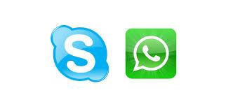 WhatsApp vs Skype: ¿Quién ofrece mejor servicio de llamadas VoIP?